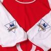 2002-04 Arsenal Home Shirt Bergkamp #10 XL