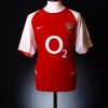 2002-04 Arsenal Home Shirt Ljungberg #8 S