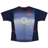 2002-04 Arsenal Nike Away Shirt Pires #7 L.Boys
