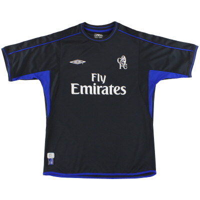 2002-04 Chelsea Umbro Away Shirt Mint L