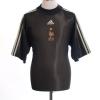 2002-04 France Goalkeeper Shirt Barthez #16 L