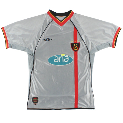 2002-04 Galatasaray Third Shirt L