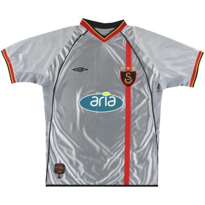 2002-04 Galatasaray Umbro Third Shirt L