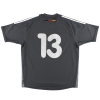 2002-04 Germany adidas Away Shirt #13 L
