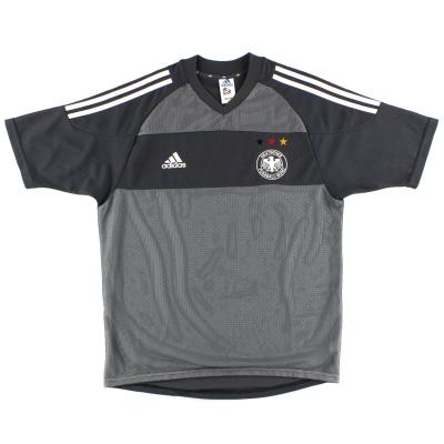 2002-04 Germany adidas Away Shirt L