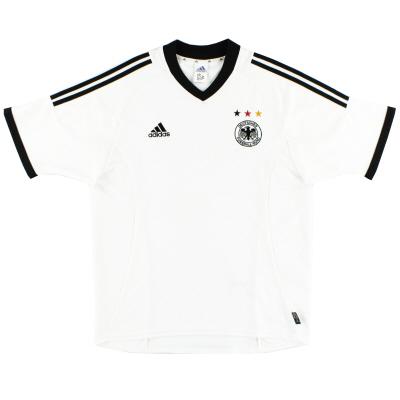 2002-04 Germany adidas Home Shirt *Mint* XL.Boys