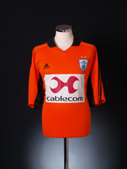 2002-04 Grasshoppers Away Shirt XXL