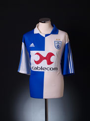 2002-04 Grasshoppers Home Shirt XXL