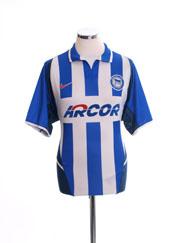 2002-04 Hertha Berlin Home Shirt M