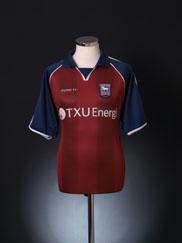2002-04 Ipswich Away Shirt L