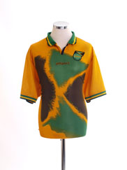 2002-04 Jamaica Home Shirt XXL