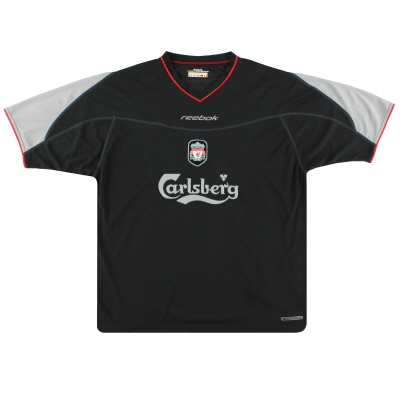 2002-04 Liverpool Reebok Away Shirt L