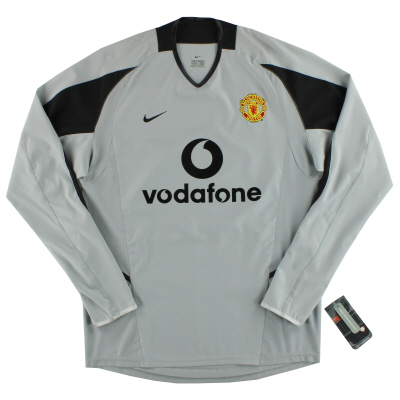 2002-04 Manchester United Nike Goalkeeper Shirt *w/tags* M