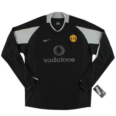 2002-04 Manchester United Nike Goalkeeper Shirt *w/tags* L