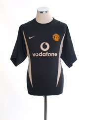 2002-04 Manchester United Training Shirt M