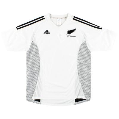 2002-04 New Zealand adidas Home Shirt M
