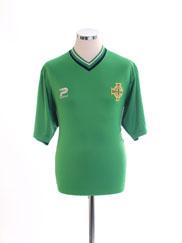 2002-04 Northern Ireland Home Shirt M