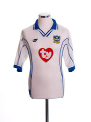 2002-04 Portsmouth Third Shirt M
