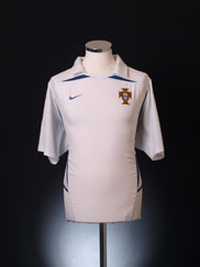 2002-04 Portugal Away Shirt L