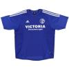 2002-04 Schalke Home Shirt Altintop #6 L