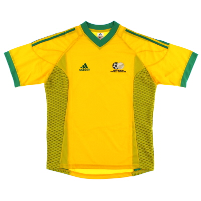 2002-04 South Africa Away Shirt L