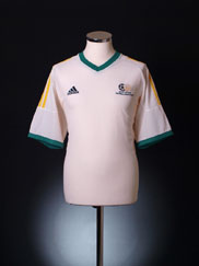 2002-04 South Africa Home Shirt *Mint* L