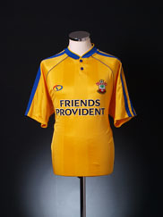 2002-04 Southampton Third Shirt L