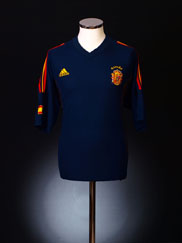 2002-04 Spain Third Shirt XL