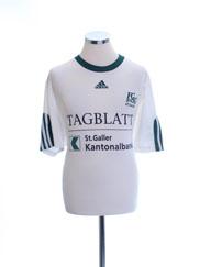 2002-04 St Gallen Home Shirt L
