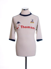 2002-04 Tottenham Home Shirt L