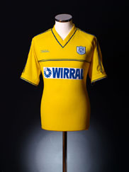 2002-04 Tranmere Rovers Away Shirt M