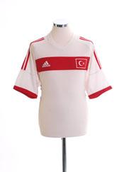 2002-04 Turkey Away Shirt M