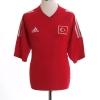 2002-04 Turkey Home Shirt Y. Basturk #10 XL