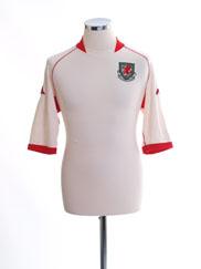 2002-04 Wales Away Shirt XL
