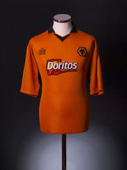 2002-04 Wolves Home Shirt L