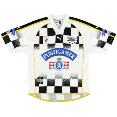 2002-05 Sturm Graz Home Shirt XS