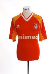 2002 Fluminense Third Shirt #9 M