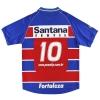 2002 Fortaleza Penalty Home Shirt #10 XL