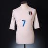 2002 Italy Away Shirt Del Piero #7 XXL