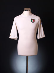 2002 Italy Away Shirt L