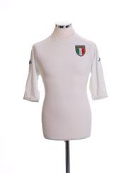2002 Italy Away Shirt XXL