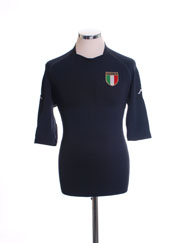 2002 Italy Goalkeeper Shirt XL