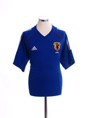 2002 Japan Home Shirt XL