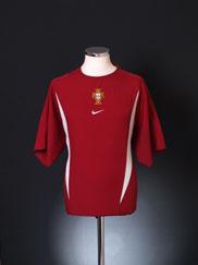 2002 Portugal Training Shirt XL