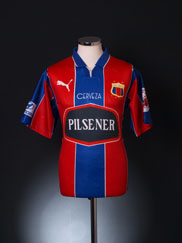 2002 SD Quito Home Shirt S