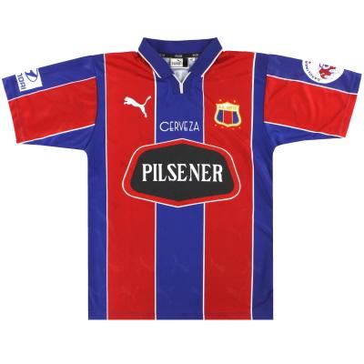 2002 SD Quito Puma Home Shirt *Mint* S
