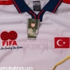 2002 Turkey World Cup Nike Polo Shirt *BNWT* L