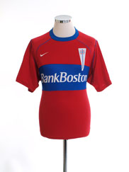 2002 Universidad Catolica Away Shirt M