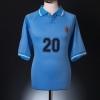 2002 Uruguay Home Shirt A.Recoba #20 *BNWT* L