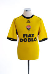 2002 Vitoria Third Shirt #10 M
